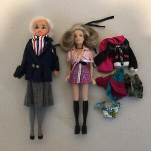 Two Dolls-British Airways Dressed Doll & Britney Spears Baby One More Time #404