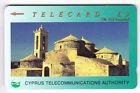 EUROPE TELECARTE / PHONECARD .. ILE CHYPRE 3£ GPT 23CYPA N/G+B EGLISE CHURCH