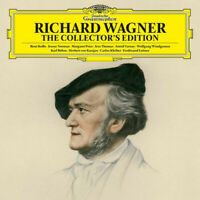 Richard Wagner - The Collector's Edition 6LP 180G Box Set Vinyl Records SEALED