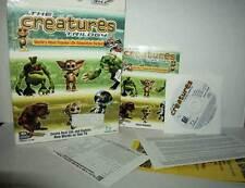 THE CREATURES TRILOGY GIOCO USATO OTTIMO PC CDROM ED AMERICANA BIG BOX GD1 50013