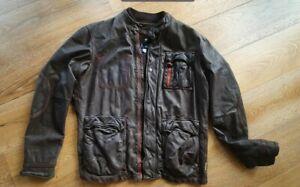 Armani Leather Jacket (Mens)