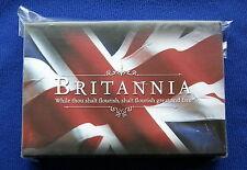 2011 BRITANNIA £2 = 958 Britannia Silver = New/Mint in Royal Mint Sealed Box/COA