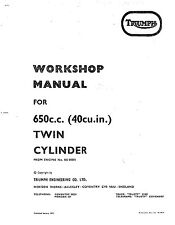Kawasaki motorcycle atv manuals literature ebay new listingtriumph workshop service manual 1971 1972 tr6cv trophy 650 5 speed fandeluxe Choice Image