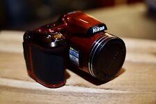 Nikon COOLPIX L840 16.0MP Digital Camera - Red