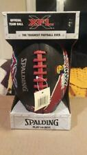 Spalding XFL Official Team Ball for Memphis Maniax New in Box with Tag 2001