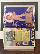 1932-33 Bound Book 16 USC Programs/Notre Dame/'33 Rose Bowl/'33Richard Nixon/etc