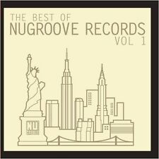 Vol. 1-Best Of Nu Groove Records - Best Of Nu Groove Recor (2013, CD NIEUW) CD-R