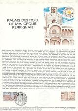 DOCUMENT PHILATÉLIQUE - YT 2044 - 1er JOUR 1979