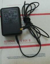 SEGA Genesis AC Adapter Power Supply Cable Cord MK-2103 Yellow tip Cord