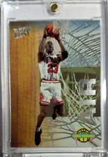 1993-94 FLEER ULTRA MICHAEL JORDAN FAMOUS NICKNAMES AIR, #7 OF 15 INSERT NICE!!