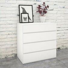Nexera 223603 4-Drawer Chest White