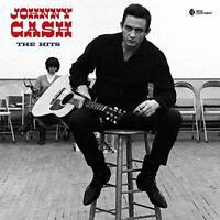 JOHNNY CASH - The Hits (Feat. I Walk The Line & Fol VINYL NEW