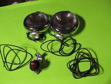 UNITY  Fog Lamps Lights Vintage Cadillac Buick Chevy ? 30s 40s 50s 20s ?  NOS GM