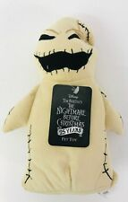 Nightmare Before Christmas Disney Oogie Boogie Squeaky Dog Toy 25th Anniversary