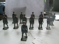 vintage britains lead toy soldiers R A F from set 240