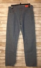 Jean Shop Mens Rocker Blue Pants Size 30 Medium