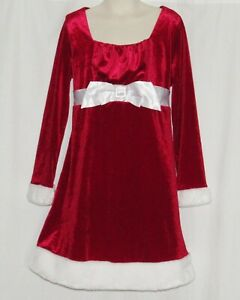 Red Dress Girls 12 Holiday or Christmas Party Gown PINKY Kids L 12 Worn Once EUC