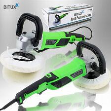 BITUXX® Poliermaschine 1200 Watt Schleifmaschine Autopolierer Autopflege