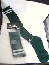 Lot de 2 paires de chaussettes foot/rugby PROACT vert T 47-50 neuves emballées