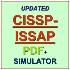 ISC2 CISSP Info Systems Security Architecture Pro Test CISSP-ISSAP Exam PDF+SIM