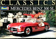 MERCEDES BENZ 300 SL /// Revell scale 1:12 KIT 07475 /// Classic collection