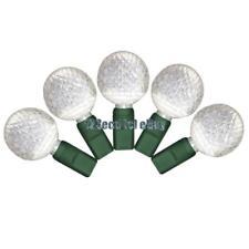 G25 Warm White LED Lights - Christmas Lights