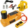 AUTOOL 12V 5T Electric Hydraulic Floor Jack Lift Pump Electric Wrench US Stock