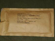 Vintage Us Army Kelly Forceps in Original Package Unopened Dated 1957