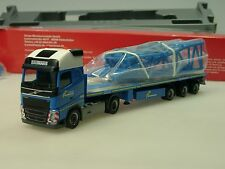 Herpa Volvo FH gl. XL Felbermayr, Teletrailer with Base Section - 305419 - 1/87