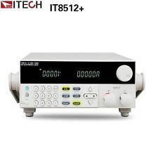 ITECH IT8512+ DC Programmable Electronic Load 120V 30A 300W 1mV 0.1mA BK OEM