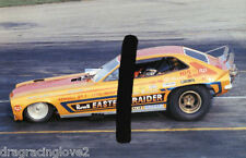 "Al Hanna ""Revell"" ""Eastern Raider"" 1972 Ford Pinto NITRO Funny Car PHOTO!"