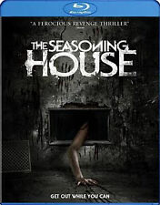 THE SEASONING HOUSE (Kevin Howarth) - BLU RAY - Region Free - Sealed