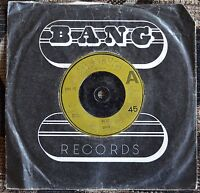 "Brick – Dusic 7"" – BANG 012 – VG"