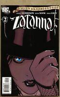 Seven Soldiers Zatanna #2-2005 nm- 9.2 Grant Morrison Ryan Sook