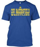 Csu Bakersfield Wrestling - Premium Tee T-Shirt