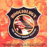 Various Artists : Boogiology: The Boogie Woogie Masters CD 2 discs (2009)