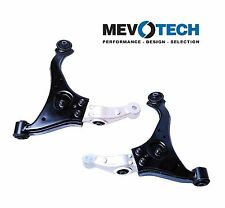 For Pair Set of 2 Front Lower Control Arms Mevotech For Hyundai Sonata 06-10