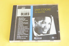 "CD LES GÉNIES DU BLUES ""SAM COOKE, YOU SEND ME"" ÉDITIONS ATLAS 1992, T.B.E"