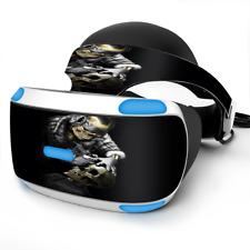 Skin Wrap for Sony Playstation PSVR Headset Skeleton tattooer