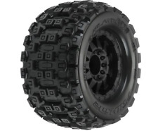 Pro-Line PRO1012713 Badlands MX38 3.8 inch All Ter Tires Mounted (2) PAIR TRUCK