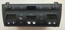 AUDI A6 4B C5 Klimabetätigung, Klimaanlage, 4B0 820 043AD 4B0820043AD