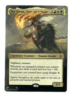 Syr Gwyn, Hero of Ashvale Altered Full Art MTG Magic Commander EDH Birthday Gift
