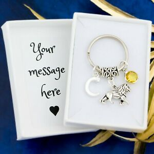 Lion Keyring, Personalised Gift, Gift For Bravery, Stay Strong, Get Well Soon
