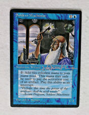 Soldevi Machinist - NM SIGNED By Jeff A. Menges MTG Magic the Gathering