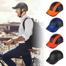 Outdoor Safety Helm Baseball Cap Kappe Hat Motorcycle Bike Scooter Hut UTR X2E8