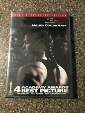 Million Dollar Baby (Dvd, 2005, 2-Disc Set, Widescreen) New Factory Sealed