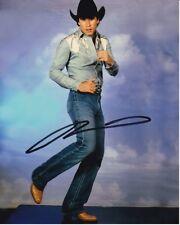 JOHN TRAVOLTA Signed Autographed URBAN COWBOY BUD Photo