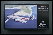 Gloster Meteor F.4 1/48 SCALE CLASSIC AIRFRAME MODEL KIT