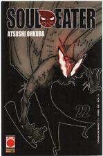 Atsushi Ohkubo - SOUL EATER n. 22 PLANET MANGA Panini