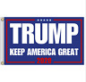 Donald Trump 2020 3x5 ft Flag Keep America Great President USA Patriot